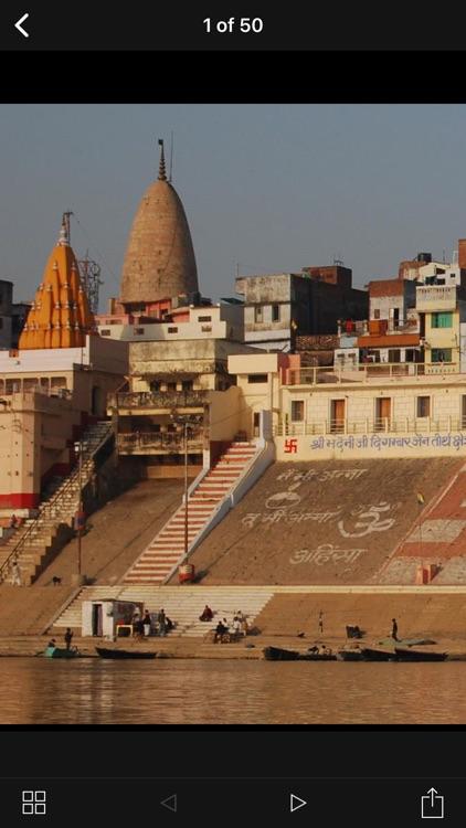 Varanasi Offline Map Guide screenshot-3