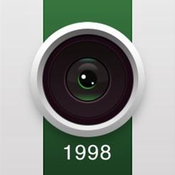 1998 Cam - Vintage Camera 4+App Store에서 제공하는 1998 Cam - Vintage Camera1998 Cam - Vintage Camera - 웹