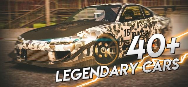 Drift legends on the App Store