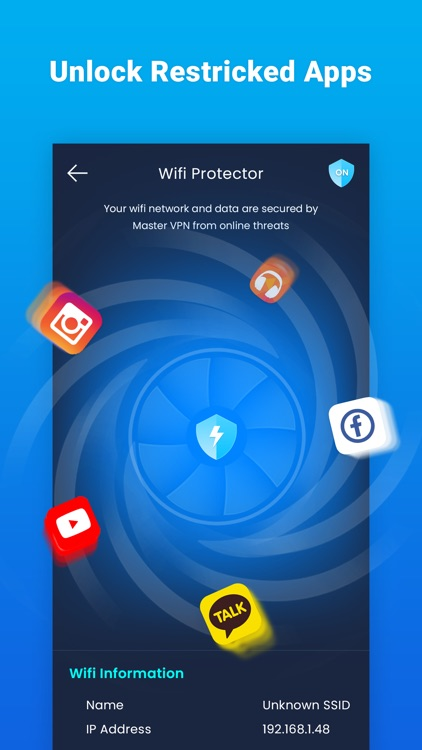 Express VPN - Secure VPN screenshot-3