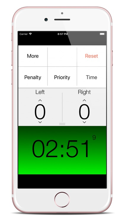 Fencing Sports Score Counter