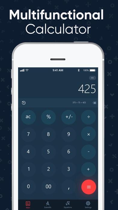 Math & Scientific Calculator | From MushTrip s r o  | Mobile apps store