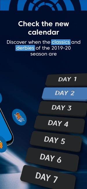 La Liga: Live Soccer Scores on the App Store