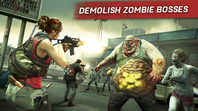 Left to Survive: Zombie TPS Screenshot