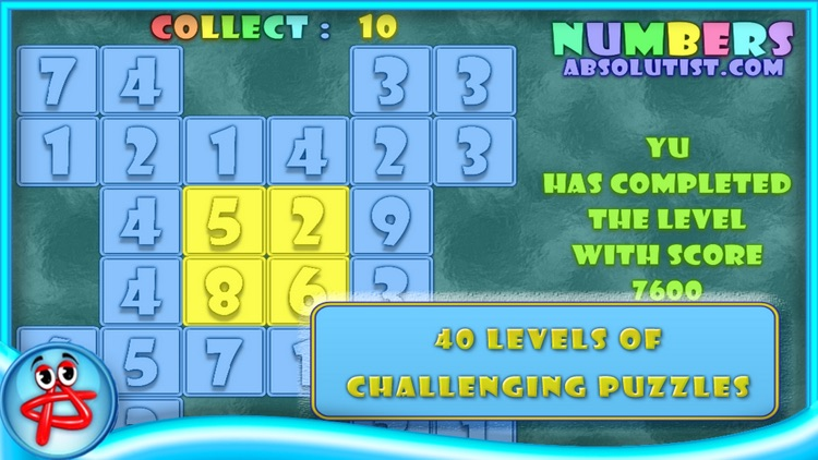 Numbers Logic Puzzle screenshot-1