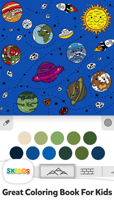 Drawing & Colouring for Kids screenshot #2