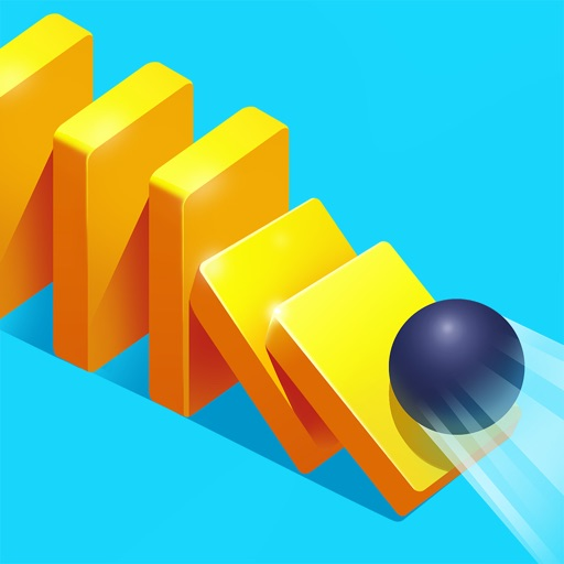 Rolling Domino free software for iPhone and iPad