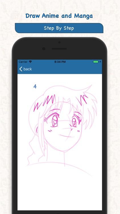 Draw Anime and Manga screenshot-5