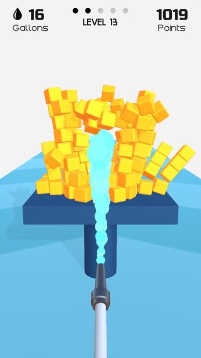 Cube Shower: Knock Color Block screenshot 4