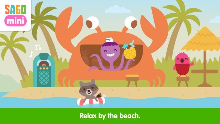 Sago Mini Vacation