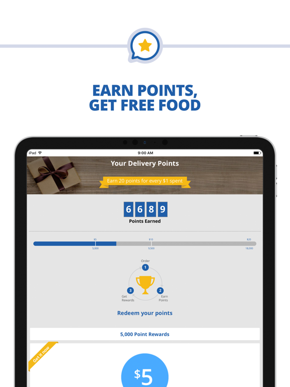 Delivery.com - Food, Alcohol, Groceries & Laundry screenshot