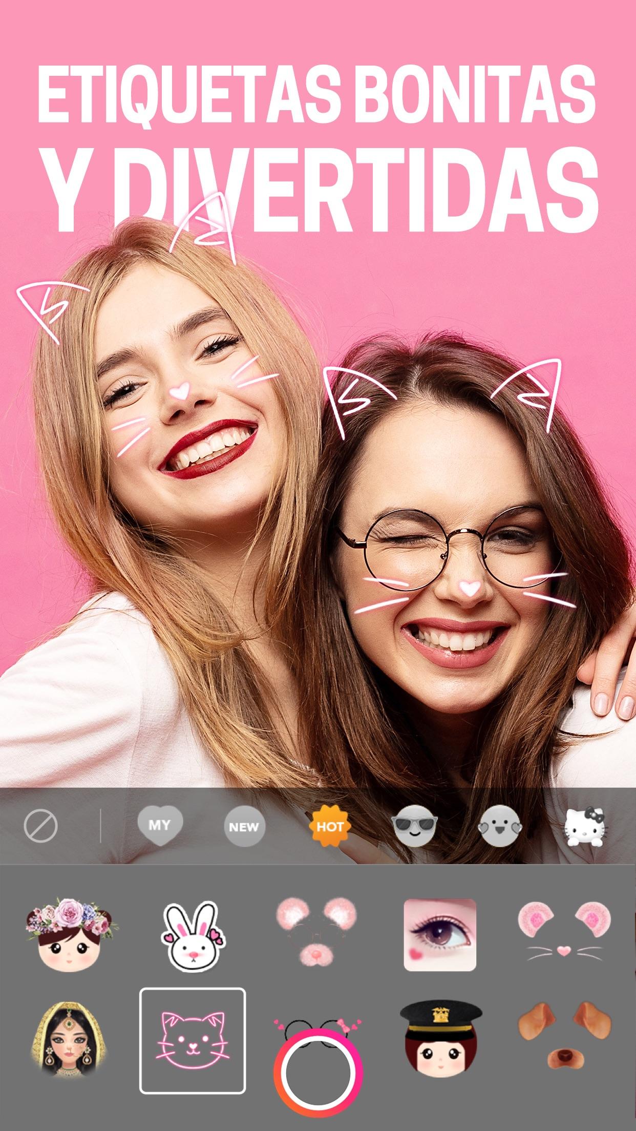 BeautyPlus Selfie - Filter Cam Screenshot