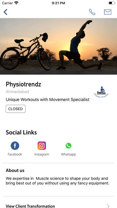 Physio Trendz screenshot 3