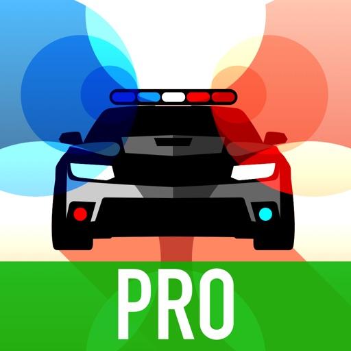 Police Siren & Lights PRO