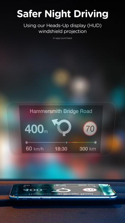 Navmii Offline GPS India screenshot-4