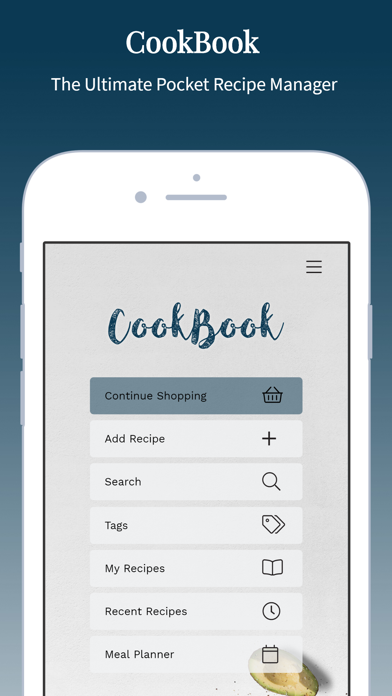 CookBook - The Recipe Manager for pc