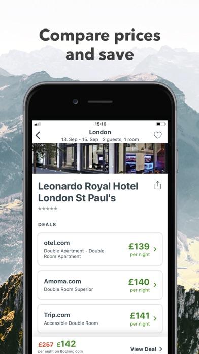 تحميل trivago: Compare hotel prices للكمبيوتر