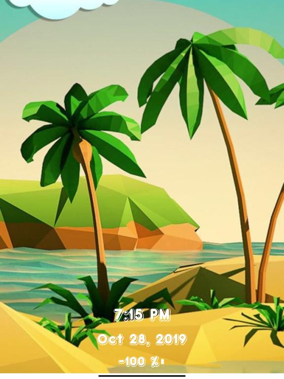 ClockDisplay - Time Wallpaper screenshot 14