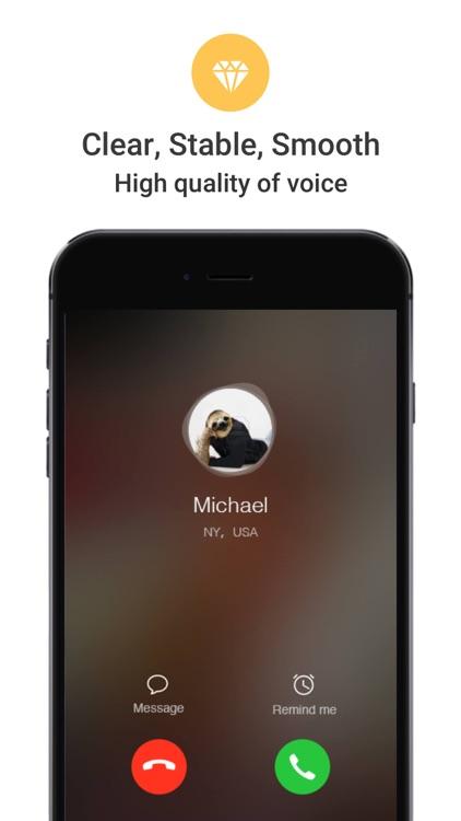 JusCall - Wifi Calling app screenshot-3