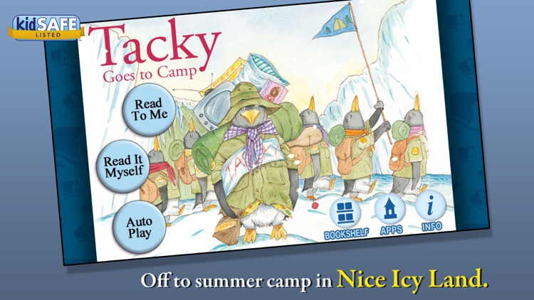 Tacky Goes to Camp