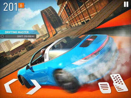 Car Stunt Races: Mega Ramps на iPad