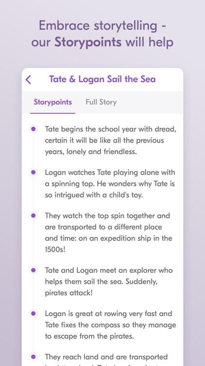 Bedtime Stories - read & tell screenshot-4