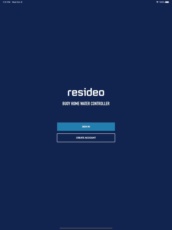 Resideo Home screenshot #1