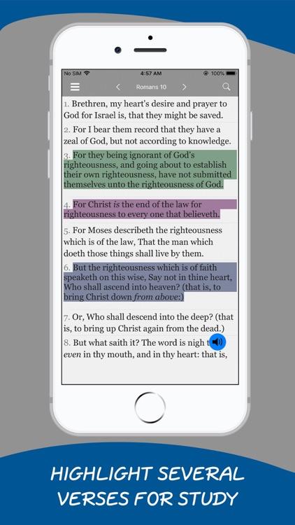 Torrey's Topical Bible Offline screenshot-7