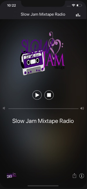 Slow Jam Mixtape Radio on the App Store