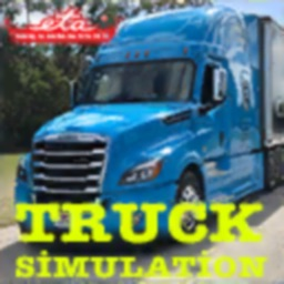 Truck Driving Simulation