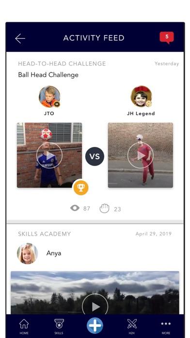 TopYa! Soccer Screenshot