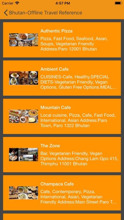 Bhutan-Offline Reference screenshot-8