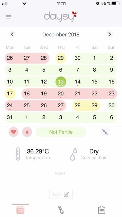Screenshot for daysyView in Denmark App Store