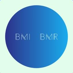 Health BMI & BMR Calculator
