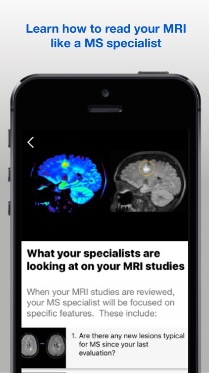Understanding MRI: MS screenshot-3