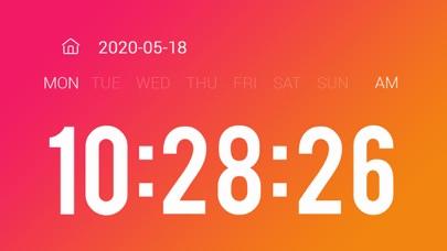 Color Time - Dynamic clock screenshot 8