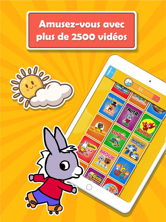 Screenshot #4 pour Kidjo : TV pour Enfants