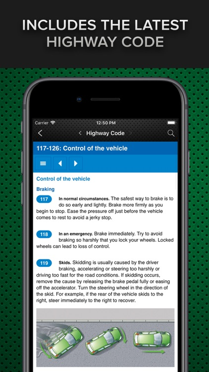 LGV & PCV Theory Test 2019 screenshot-4