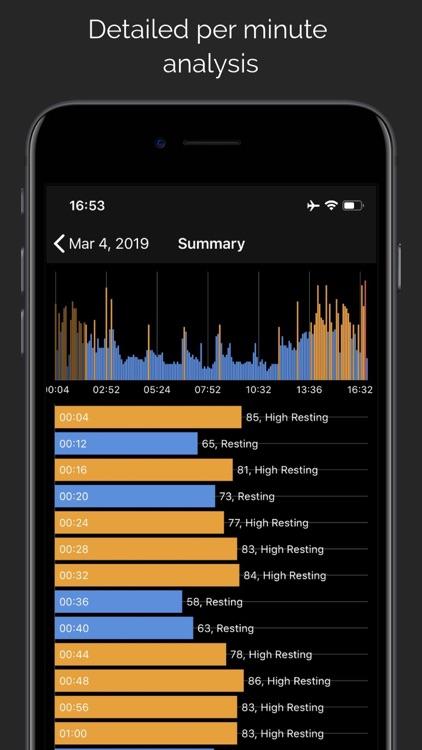 CardioBot - Heart Rate Tracker screenshot-7