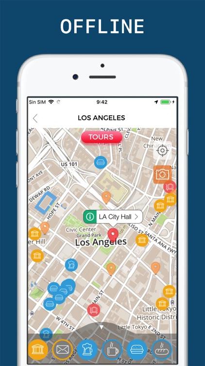 Los Angeles Travel Guide screenshot-3
