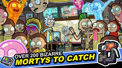 Rick and Morty: Pocket Mortys free Resources hack