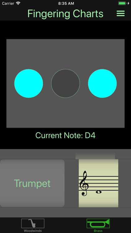 Instrument Fingering Charts screenshot-5