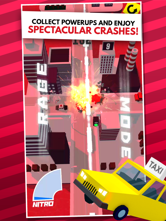 Traffic Rush 3D screenshot 8