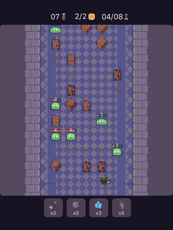 Bouncy Arrows screenshot 10