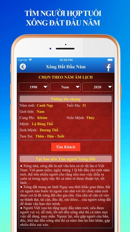Lich Van Nien 2020 - Lich Viet screenshot-6