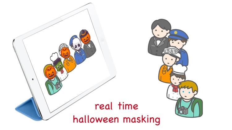 HalloweenCamera - masking