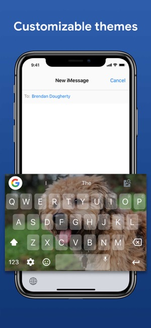 ‎Gboard – die Google-Tastatur Screenshot