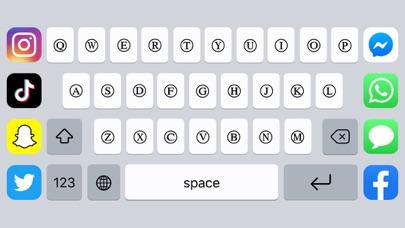 Fontbot: フォントと絵文字付きキーボードのおすすめ画像6