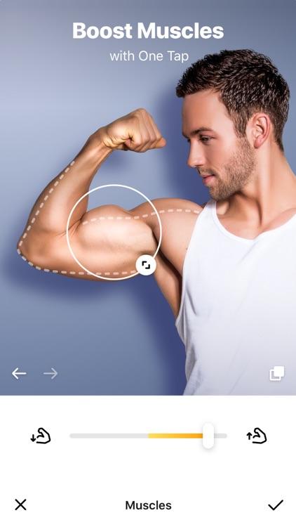 BodyApp- Best Body Editor screenshot-4