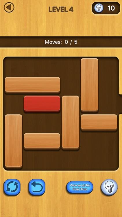 Woody Unblock Slide Puzzle